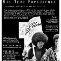 The Black/Inside Bus Tour and Exhibition