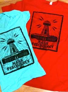 Got Ideas For Mass Frequency.....Win A Free Shirt!